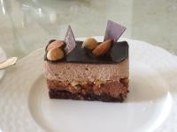ブセナテラスのチョコレートケーキ