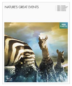 BBC EARTH グレート・ネイチャー