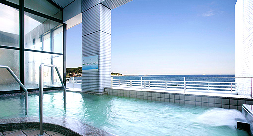 ... 休暇村の絶景露天風呂 | Hinemosu