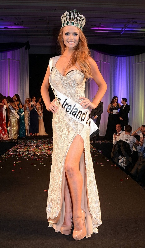 Aoife Walsh Miss World 2013 Ireland photo (13)