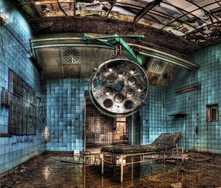 ベルリッツの軍事病院、ドイツ その2
