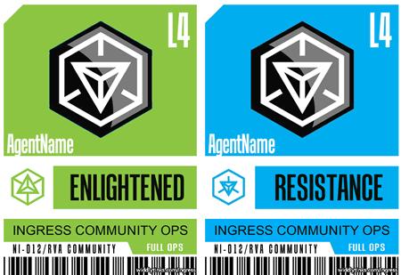 Ingress Badge Builder