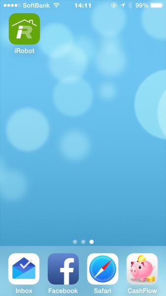 iRobot Homeアプリ iOS版 アイコン