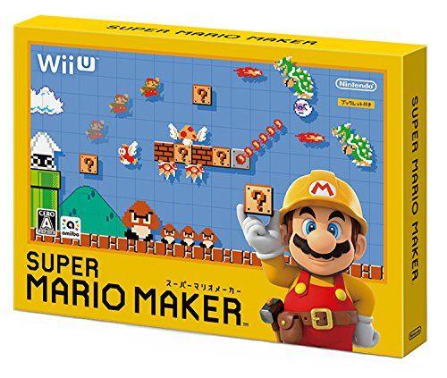 WiiU スーパーマリオメーカー