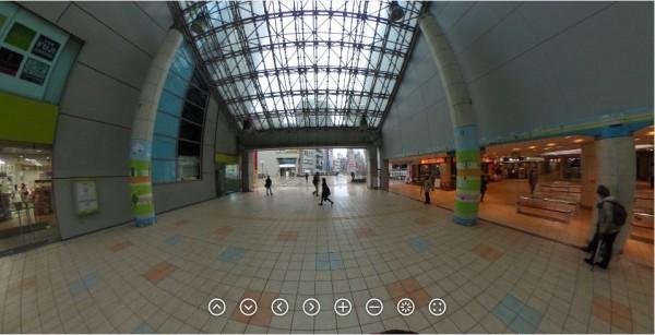 町田ターミナルプラザ市民広場