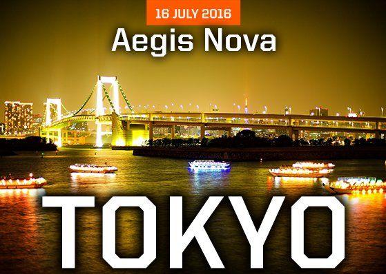 Aegis Nova : TOKYO