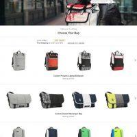 色を自由に変更できるバッグ「Timbuk2」の注文方法を画像付きで解説