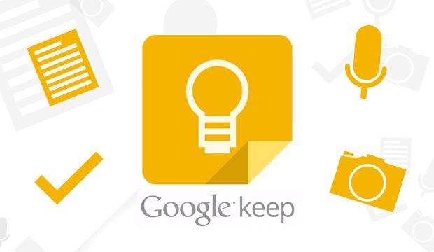 Google Keep ロゴ