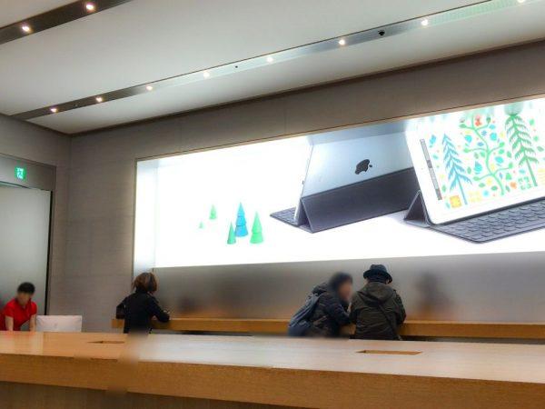 iPhone 6、突然電源が落ちるのでApple Storeでバッテリー交換してもらった