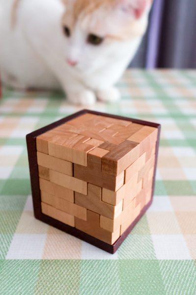 毎号100%天然木の立体パズルが付いてくる雑誌「パズルコレクション」が創刊【PR】