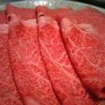 霜降りの極上肉