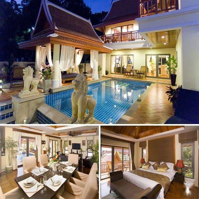 500,000 dollars house - Thailand